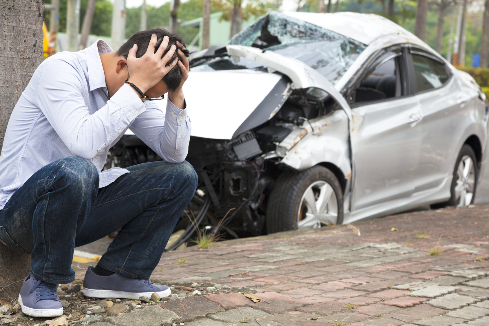 4 Most Common Car Accident Damages