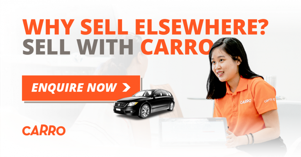 sell your used car to CARRO