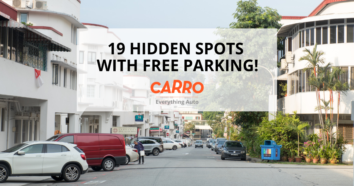 19 Spots with Free Parking You Didn't Know About
