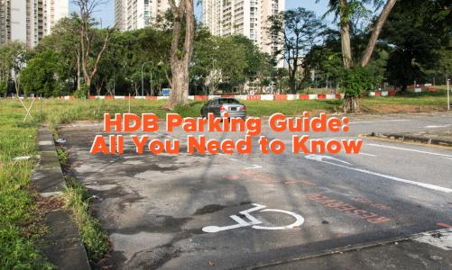 HDB Parking Guide 2021