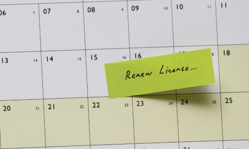 How To Renew Your Driving License In Singapore